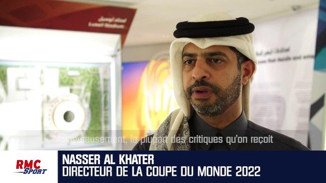 Le directeur de la Coupe du monde 2022 répond aux critiques sur le Qatar