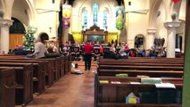 First family Christmas concert in Emsworth