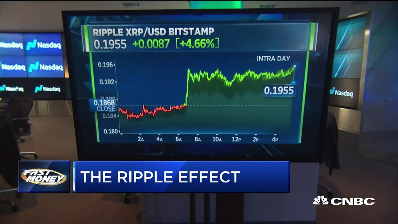 Breaking News : Ripple XRP News Confirmed on CNBC with $200 Million Investment and $10 Billion Valuation