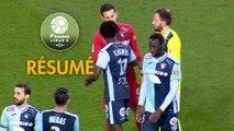 Havre AC - FC Chambly (1-1)  - Résumé - (HAC-FCCO) / 2019-20