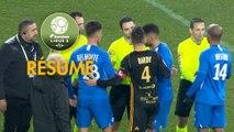 Grenoble Foot 38 - Rodez Aveyron Football (2-1)  - Résumé - (GF38-RAF) / 2019-20