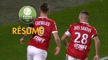 Valenciennes FC - FC Lorient (3-0)  - Résumé - (VAFC-FCL) / 2019-20