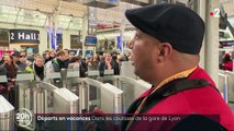 Vacances : dans les coulisses de la gare de Lyon à Paris