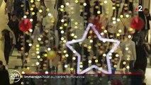 Noël : dans les coulisses d'un centre commercial