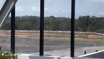 [SBEG Spotting]Airbus A320NEO PR-YRU pousa em Manaus vindo de Campinas(21/12/2019)