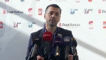 Erzurumspor Kulübü Başkanı Hüseyin Üneş'ten kupa değerlendirmesi - İSTANBUL