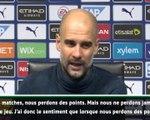 """18e j. - Guardiola : """"Notre équipe a un état d'esprit"""""""