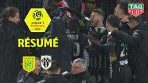 FC Nantes - Angers SCO (1-2)  - Résumé - (FCN-SCO) / 2019-20