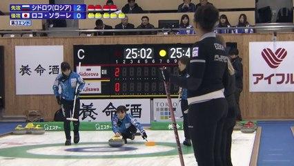 Karuizawa International CF Sidorova vs Fujisawa
