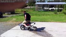 Mini Crazy Engine Bikes l Motorcycles Burnouts That Must be Reviewed