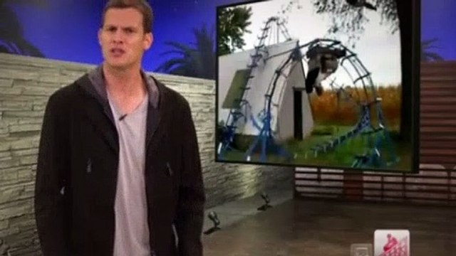 Tosh 0 Season 2 Episode 12 What What In The Butt