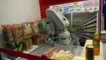 Son Teknoloji Robotlar Japonya'da Görücüye Çıktı