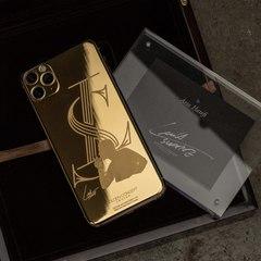 Luis Suarez et les coulisses de son iPhone en or customisé