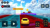 Taxi Car Stunts Games 3D Ramp Car Stunts Impossbile Car Games - Android GamePlay #3