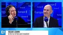 """Roland Lescure les congés d'Elisabeth Borne au Maroc : """"Elle a mérité ses vacances"""""""