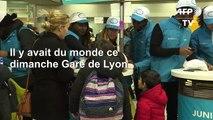 """Grèves: Des enfants voyageant seuls ont quitté Paris depuis un """"TGV spécial"""""""