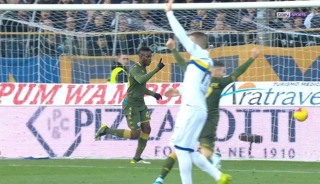 Brescia : Balotelli en vrai renard des surfaces !