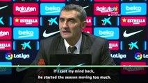 Griezmann is starting to understand the Barcelona way - Valverde