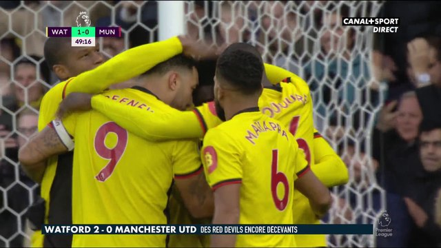 Le résumé de Watford - Manchester United