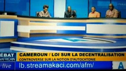 Banda Kani electrocute Njamen sur le plateau d-Afrique Media-2