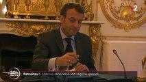 Retraites : Emmanuel Macron renonce d'avance à son régime spécial d'ex-président