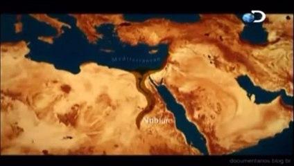Egito Revelado - Ramsés II - Faraó do Egito - Biografia - Completo