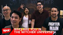 Who Are You In The Witcher Universe?