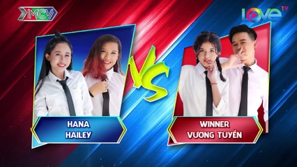 Hana cùng Hailey -LẬT NGƯỢC VÁN CỜ- khiến Winner -khóc thét-