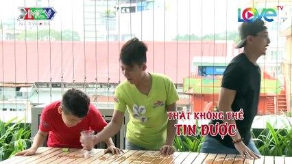 Sự tự tin của Winner P336 -TỤT KHÔNG PHANH- khi chơi cầu lông