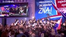 Croatie : cap sur le second tour de la présidentielle