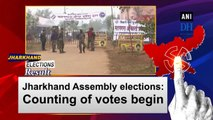 Jharkhand Assembly elections: Counting of votes begin
