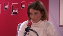 """Olivia Gregoire, députée LREM de Paris, sur la #grève qui continue : """"Il y a aujourd'hui un gros décrochage entre la tête des syndicats, qui négocie, et la base qui ne va pas dans le même sens"""""""