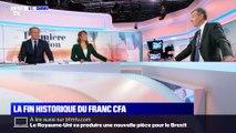 La fin historique du franc CFA - 23/12