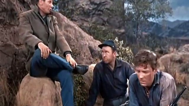 "Classic TV Westerns - Bonanza - ""Escape To Ponderosa"" (1960)"