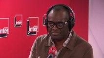 """Alain Mabanckou : """"En France, on a tendance à découvrir que les Chinois sont en Afrique. Mais moi en 1966, j'allais dans une école construite par les Chinois ! Ils sont là depuis longtemps, et la France se sent un peu cocufiée colonialement par la Chine"""""""