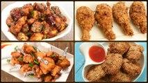 5 AMAZING Chicken Starter Recipes | चिकन स्टार्टर | Chicken Party Starters In Hindi |Party Appetizer
