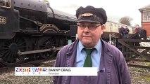A Valuable Volunteer At Llangollen Railway!