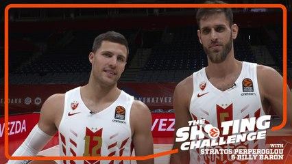 Shooting Challenge: Perperoglou & Baron, Zvezda