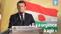 Au Niger, Macron appelle à renforcer la lutte contre le djihadisme