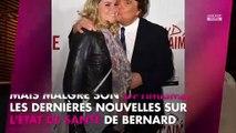 Bernard Tapie atteint d'un cancer : Ses dernières nouvelles peu rassurantes