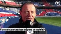 """Michel Montana, speaker du PSG : """"certains noms claquent plus, comme Zlatan"""""""