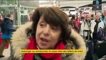 Grève à la SNCF : comment se faire rembourser ou échanger son billet de train ?
