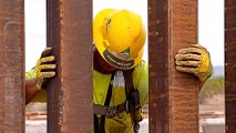 US border wall: Construction on sacred land