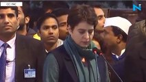 In name of those 'martyred' in CAA protest, we resolve to protect Constitution: Priyanka Gandhi