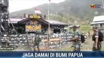 Pangdam Cenderawasih Kunjungi Pos TNI-Polri di Nduga