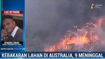 200 Titik Api Terpantau di Australia