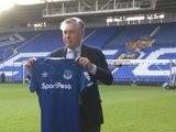 Premier League - Ancelotti présenté à Everton