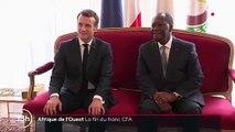 Afrique de l'Ouest : le franc CFA va disparaître