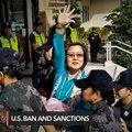 Trump OKs budget, includes U.S. ban on De Lima accusers