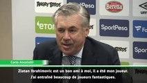 Everton - Ancelotti dit non à Ibrahimovic